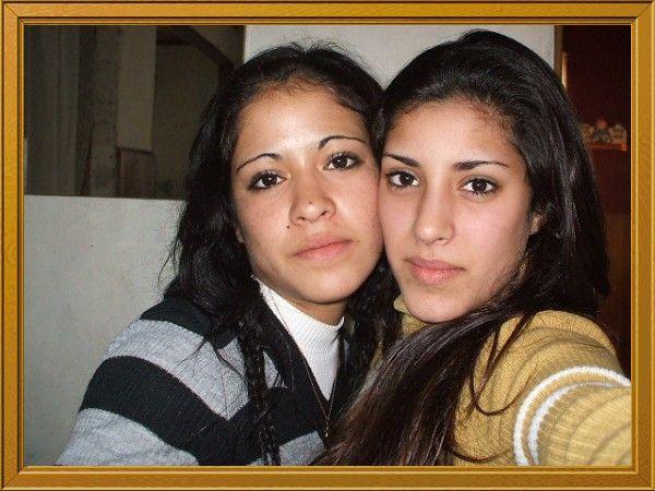 Fotolog de bechoparati: Estamos Las Dos,flor Y Eveluchisss